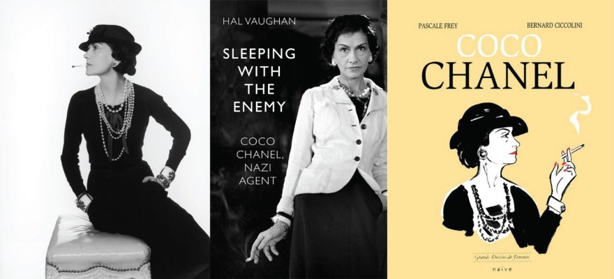 Coco Chanel Hal Vaughan Pascale Frey Bernard Ciccolini