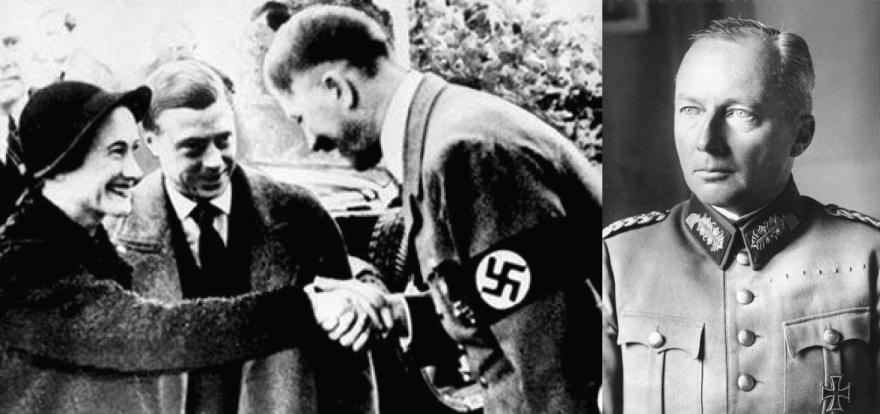 Coco Chanel Hans Gunther von Dincklage