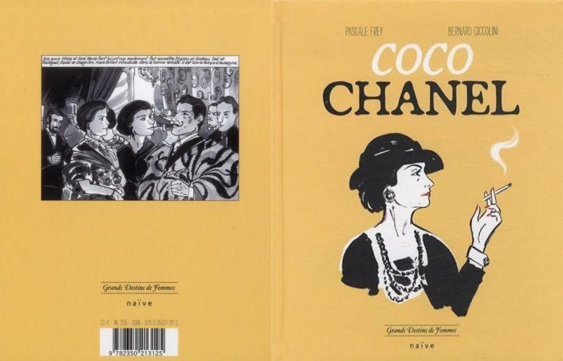 Coco Chanel Pascale Frey Bernard Ciccolini