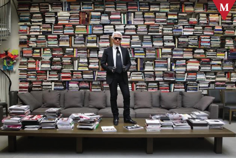Karl Lagerfeld Interior Design