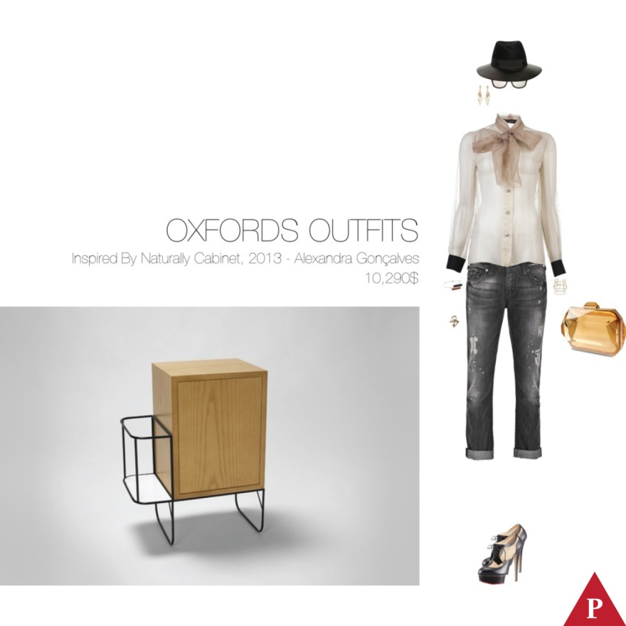 10290$ Oxfords Outfits Inspired By Naturally Cabinet – Alexandra Gonçalves