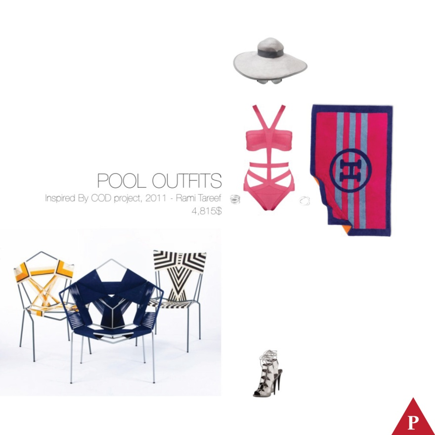 4815$ Pool Outfits Inspired By COD project 2011 – Rami Tareef