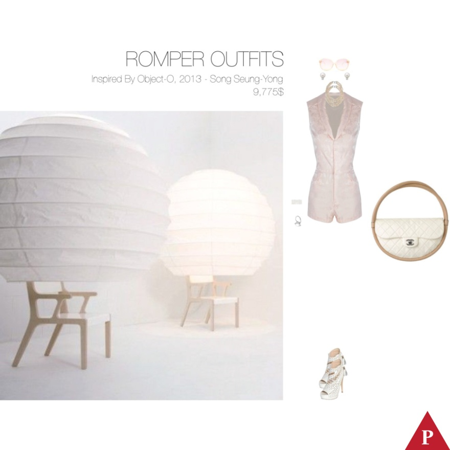 9775$ Romper Outfits Inspired By Object-O – Song Seung-Yong