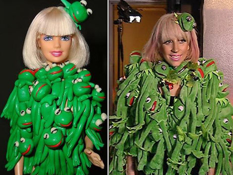 lady-gaga-barbie-doll-kermit-coat