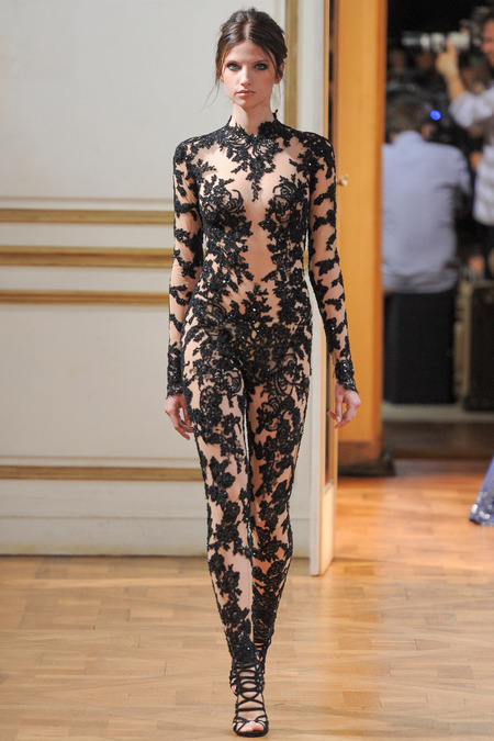 LOOK10 FALL 2013 COUTURE Zuhair Murad