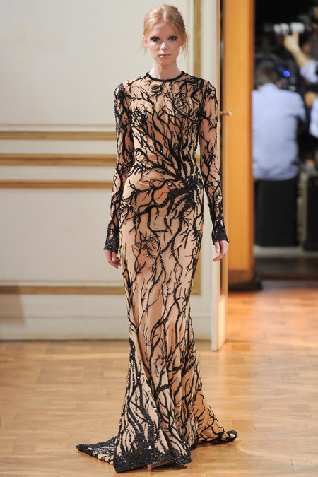 LOOK17 FALL 2013 COUTURE Zuhair Murad
