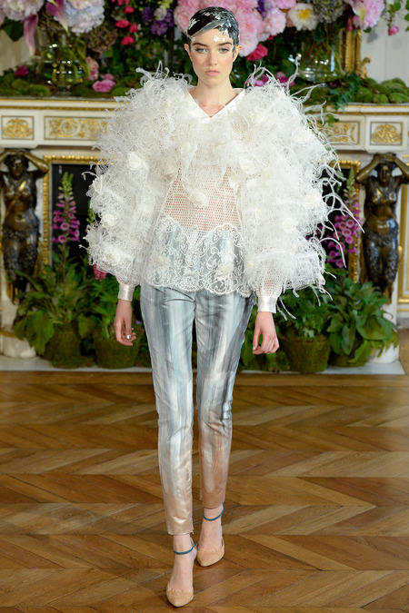 LOOK2 FALL 2013 COUTURE Alexis Mabille Grace Hartzel (NEXT)