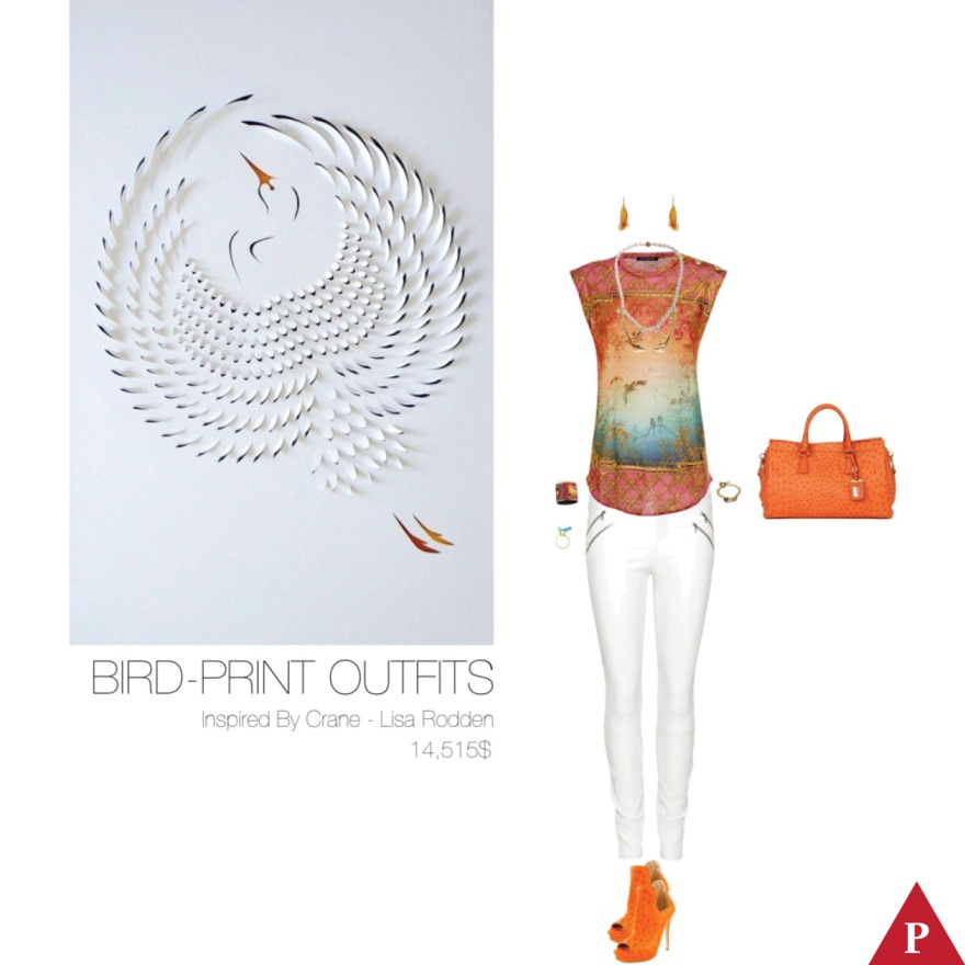14515$ Brid-Print Outfits Inspired By Crane – Lisa Rodden