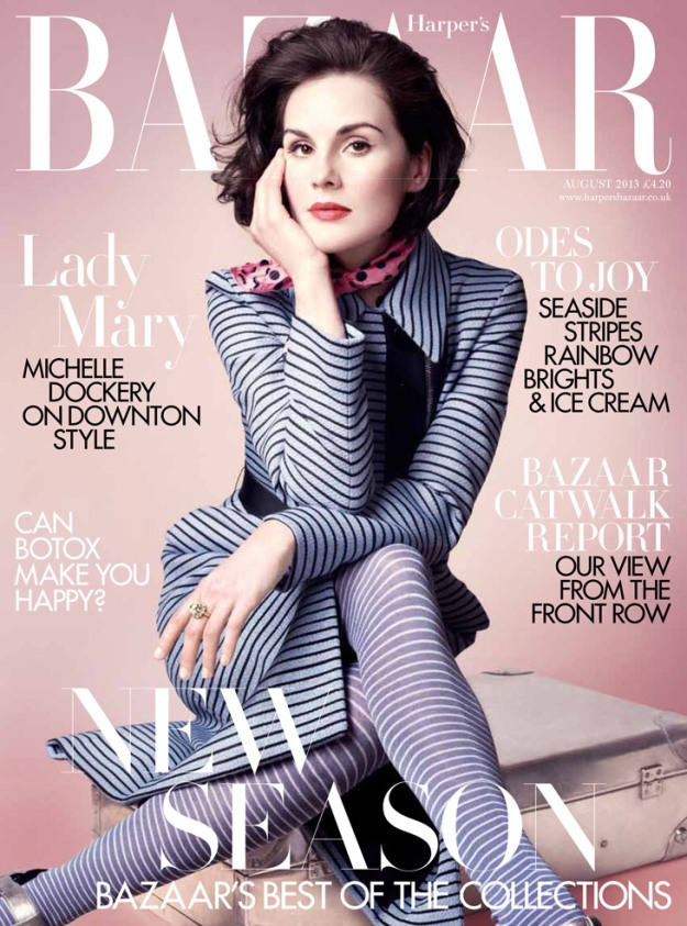 Michelle-Dockery-Harpers-Bazaar-UK-David-Slijper-01