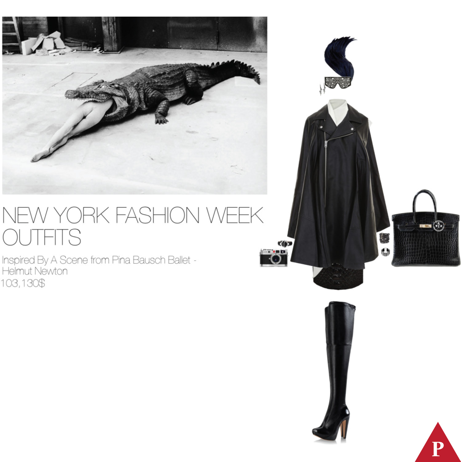 103,130$ New York Fashion Week Outfits Inspired By A Scene from Pina ...