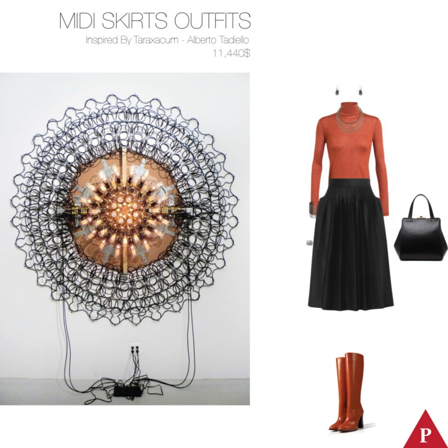 11440$ Midi Skirts Outfits Inspired By Taraxacum – Alberto Tadiello