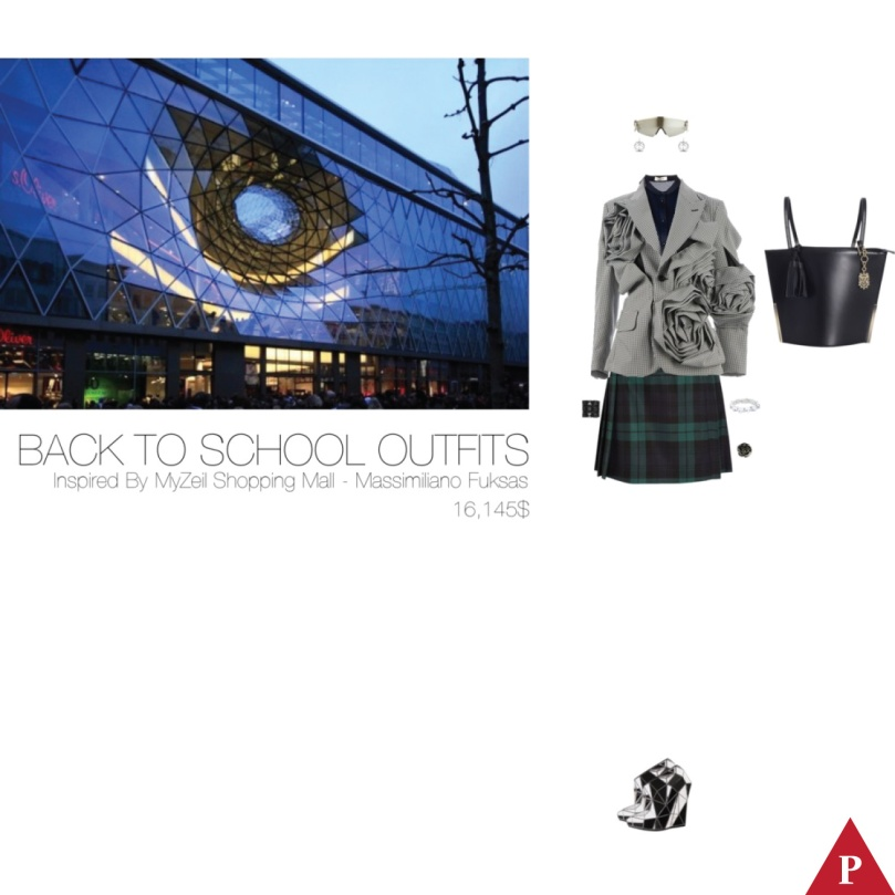 16145$ Back To School Outfits Inspired By MyZeil Shopping Mall – Massimiliano Fuksas
