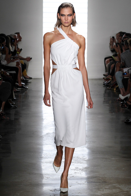 LOOK1 SPRING 2014 READY-TO-WEAR Cushnie et Ochs