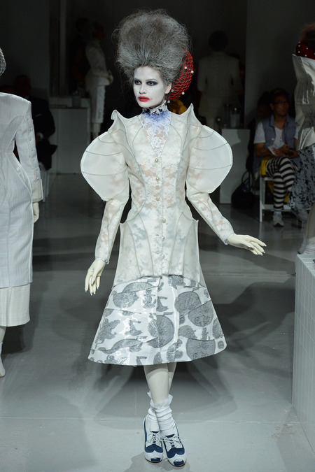 LOOK17 SPRING 2014 READY-TO-WEAR Thom Browne