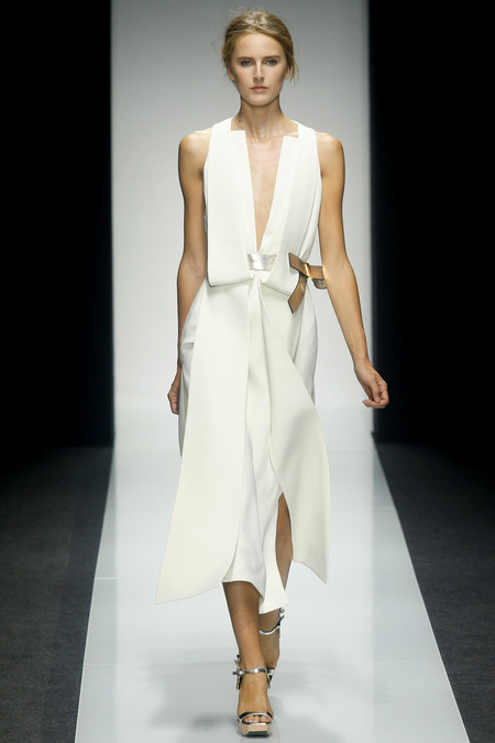 LOOK2 SPRING 2014 READY-TO-WEAR Gianfranco Ferré