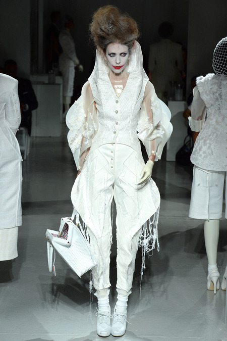 LOOK26 SPRING 2014 READY-TO-WEAR Thom Browne