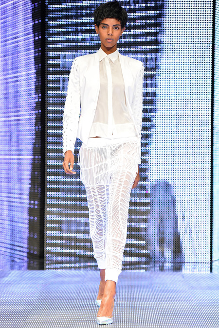 LOOK27 SPRING 2014 READY-TO-WEAR Philipp Plein