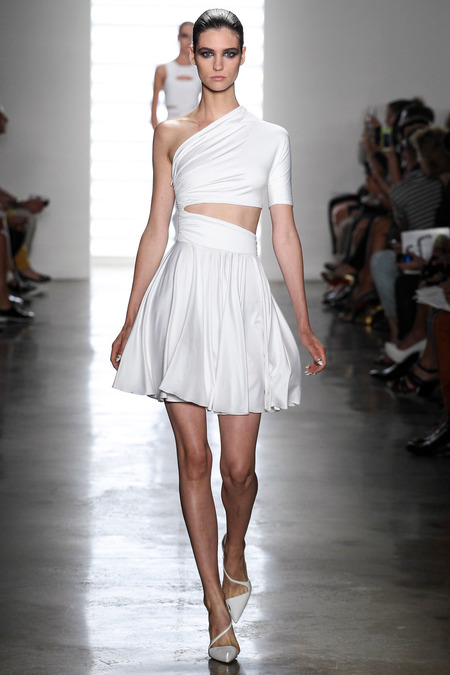 LOOK3 SPRING 2014 READY-TO-WEAR Cushnie et Ochs