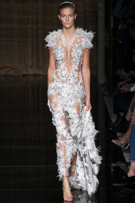 LOOK31 SPRING 2014 READY-TO-WEAR Julien Macdonald