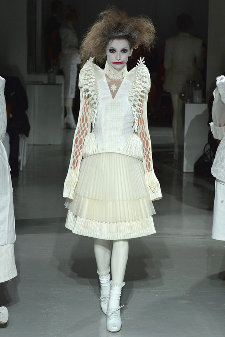 LOOK37 SPRING 2014 READY-TO-WEAR Thom Browne