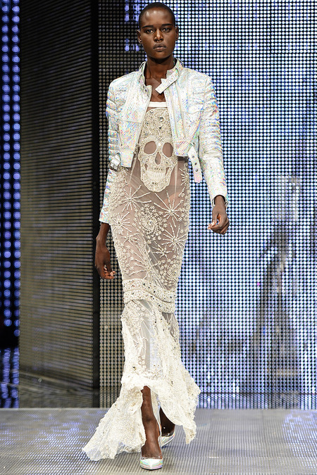 LOOK42 SPRING 2014 READY-TO-WEAR Philipp Plein