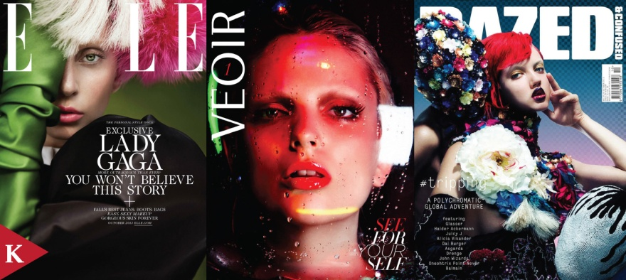 VEOIR Takahiro Ogawa American Elle Ruth Hogben Dazed & Confused Pierre Debusschere