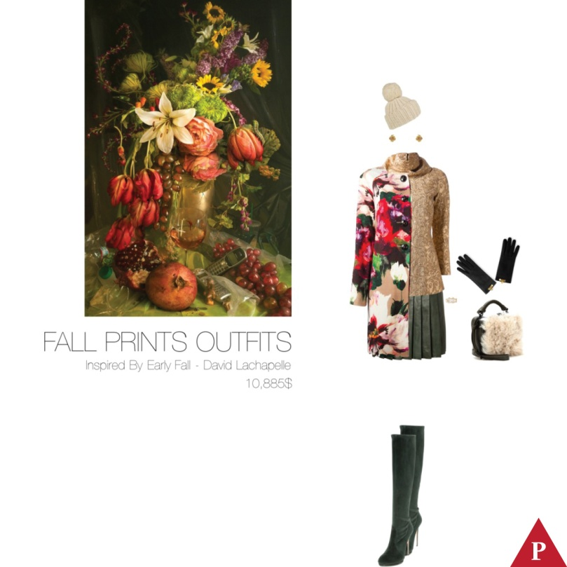 10885$ Fall Prints Outfits Inspired By Early Fall – David Lachapelle