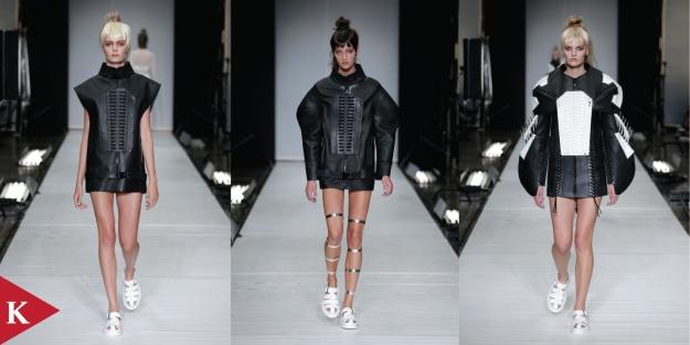 Anne Sofie Madsen - Copenhague Fashion Week - Spring 2014