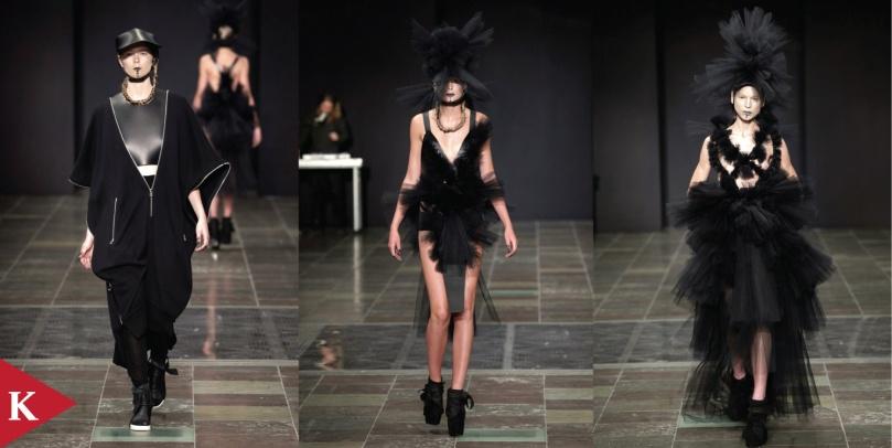 Barbara I Gongini - Copenhague Fashion Week - Spring 2014