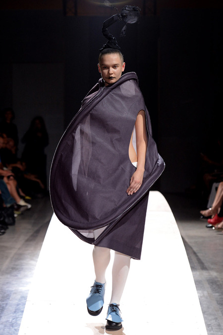 LOOK20 SPRING 2014 READY-TO-WEAR Comme des Garçons