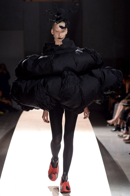 LOOK23 SPRING 2014 READY-TO-WEAR Comme des Garçons