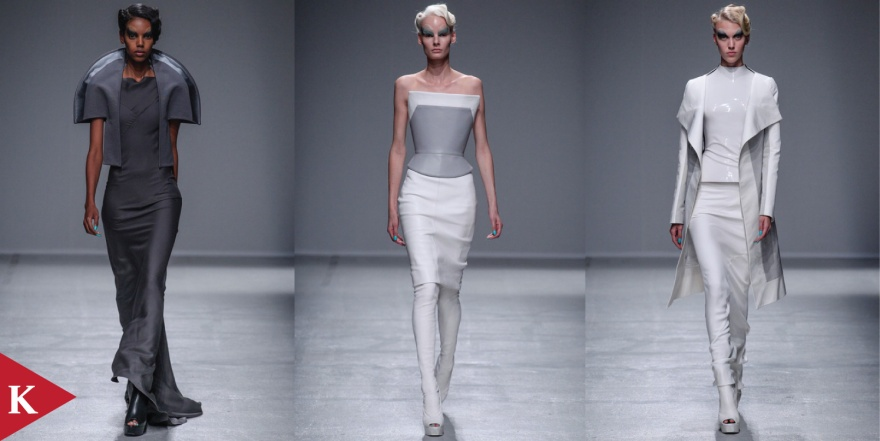 SPRING 2014 READY-TO-WEAR Gareth Pugh