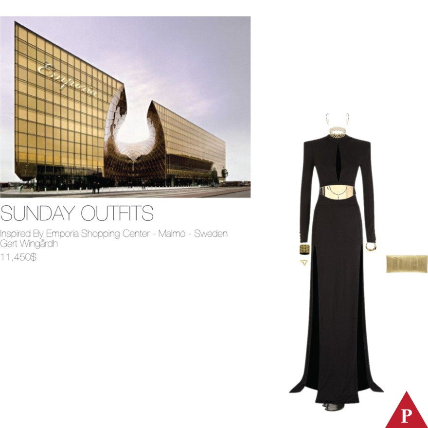 11450$ Sunday Outfits Inspired By Emporia Shopping Center Malmo Sweden – Gert Wingardh