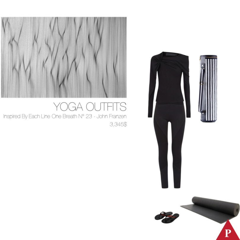 3345$ Yoga Outfits Inspired By Each Line One Breath N 23 – John Franzen