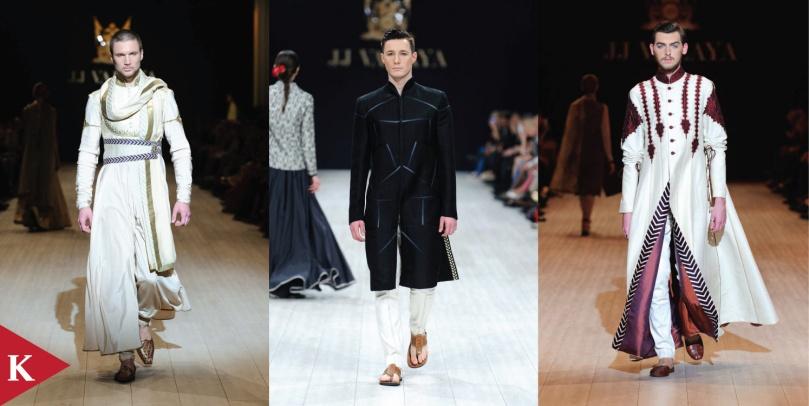 Kiev Fashion Week - Spring 2014 - Jj Valaya