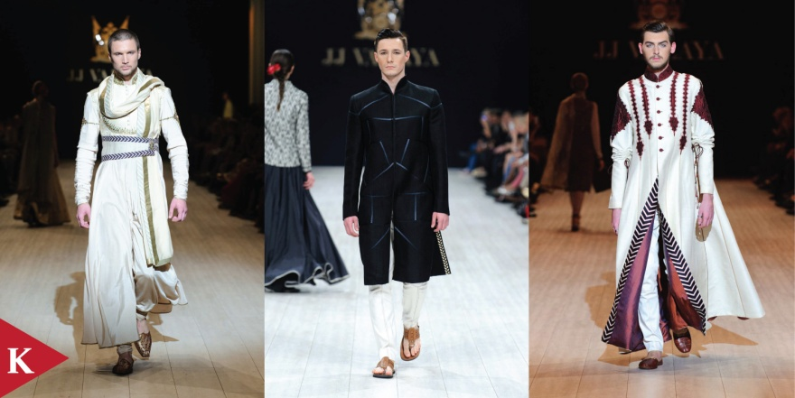 Kiev Fashion Week - Spring 2014 - Jj Valaya