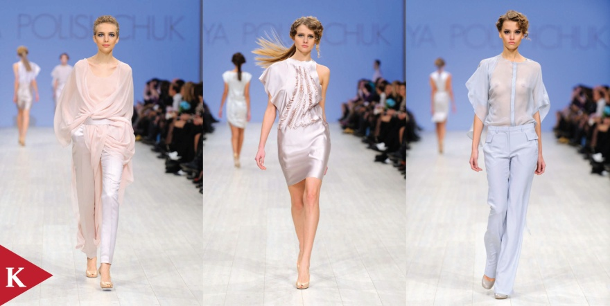 Kiev Fashion Week - Spring 2014 - Yuliya Polishchuk