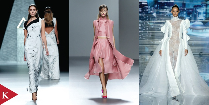 Madrid Fashion Week - Spring 2014 - Ana Locking - Juan Vidal - Andrés Sardá