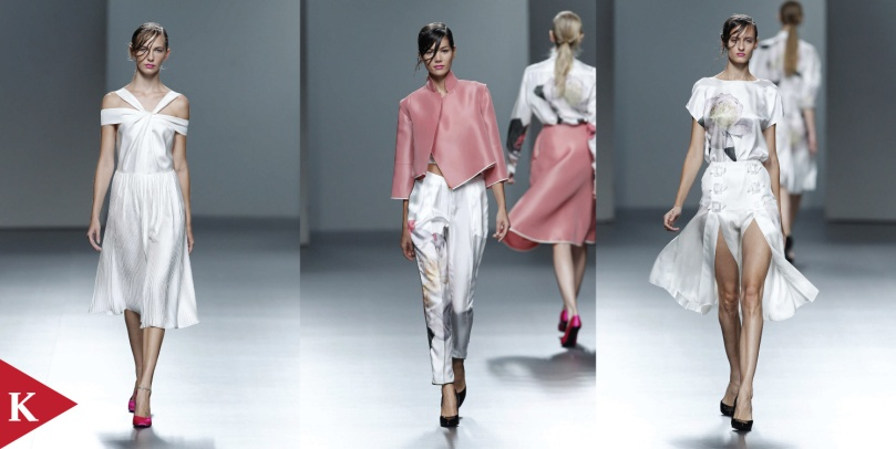 Madrid Fashion Week - Spring 2014 - Juan Vidal
