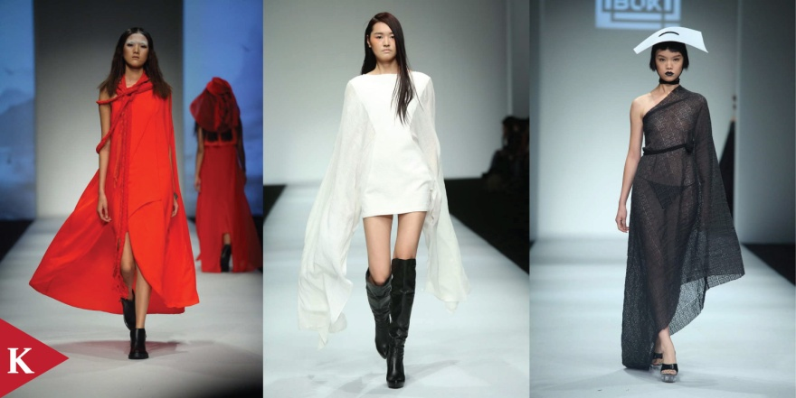 Shanghai Fashion Week - Spring 2014 - Present Liu2 - Just For Tee - Moodbox