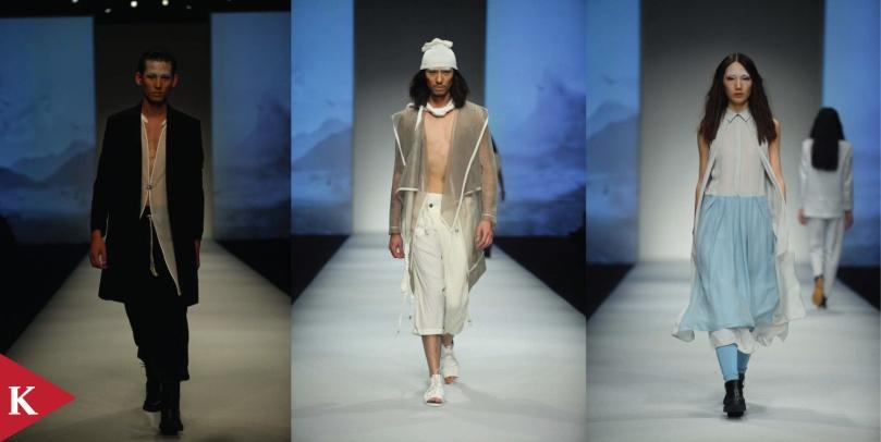 Shanghai Fashion Week - Spring 2014 - Present Liu2