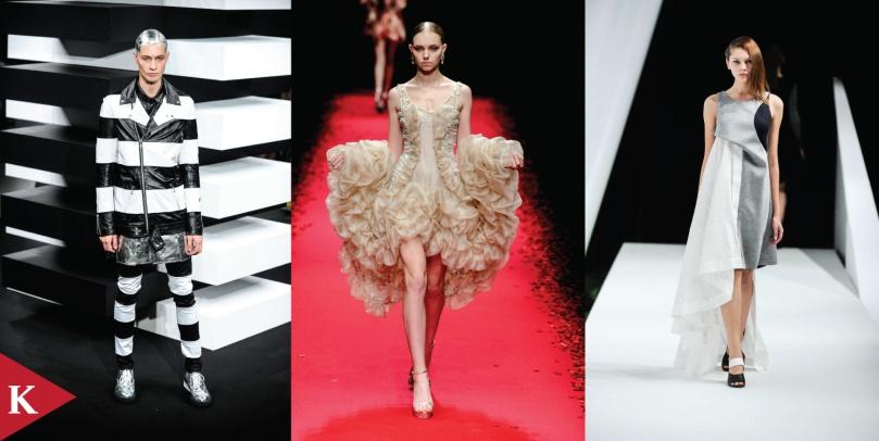 Tokyo Fashion Week - Spring 2014 - 99% Zin Kato Yasutoshi