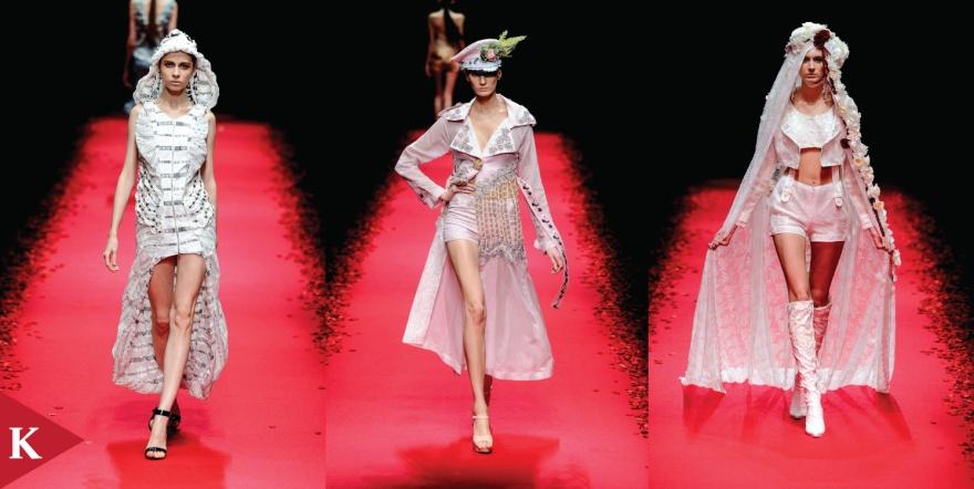Tokyo Fashion Week - Spring 2014 - Zin Kato