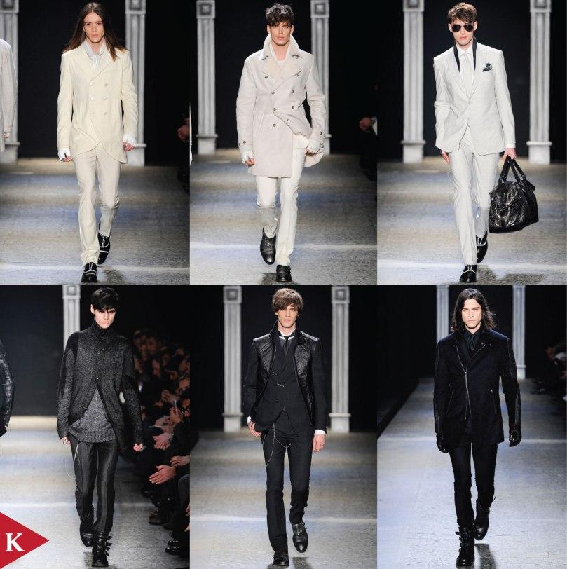 Milan FashionWeek - FALL 2014 MENSWEAR John Varvatos