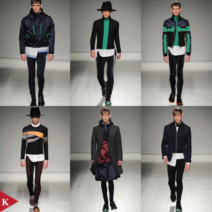 Paris FashionWeek - FALL 2014 - MENSWEAR - John Galliano