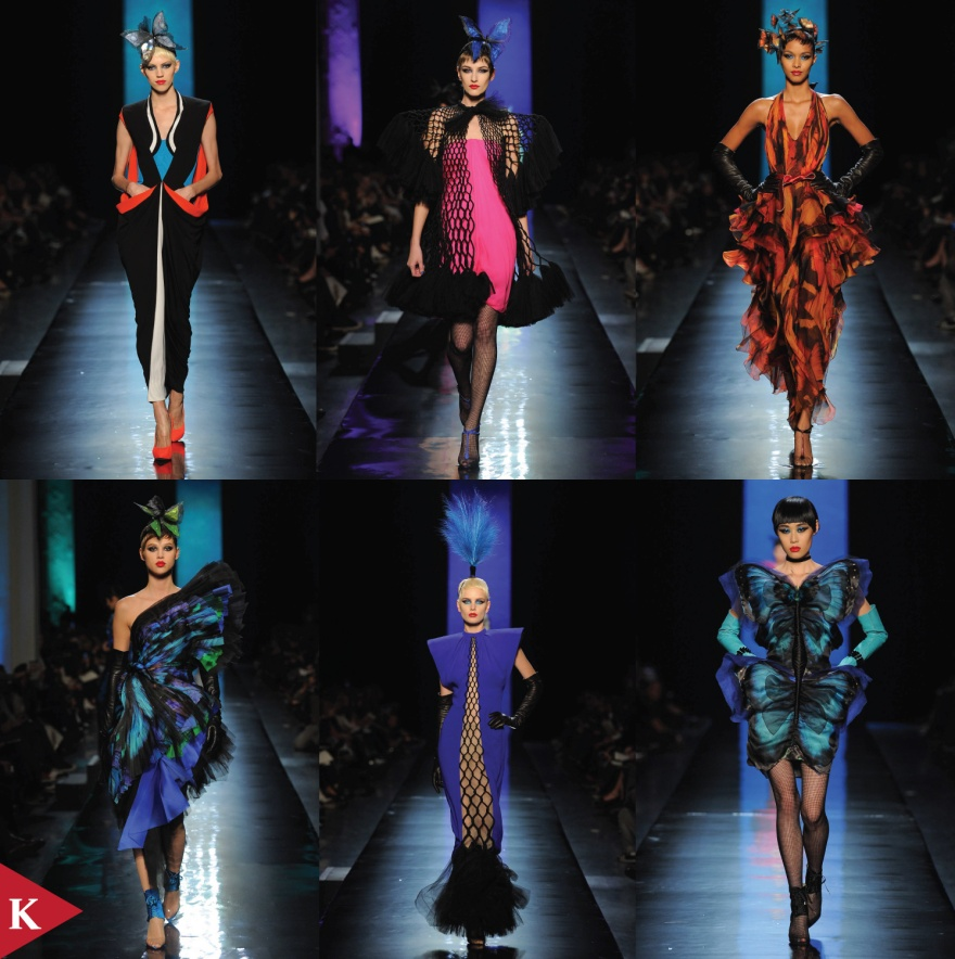 Paris FashionWeek - SPRING 2014 - HAUTE COUTURE - Jean Paul Gaultier