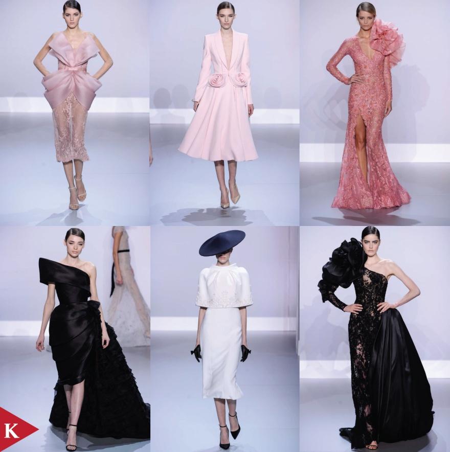 Paris FashionWeek - SPRING 2014 - HAUTE COUTURE - Ralph & Russo