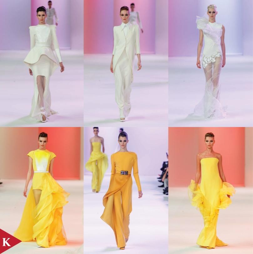 Paris FashionWeek - SPRING 2014 - HAUTE COUTURE - Stephane Rolland
