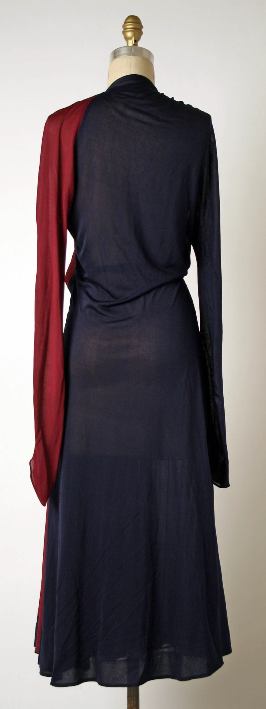 Afternoon dress Madame Grès (Alix Barton) (French, Paris 1903–1993 Var region)2