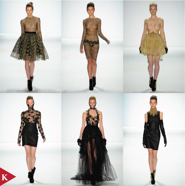 Berlin FashionWeek - FALL 2014 - WOMENSWEAR - Irene Luft